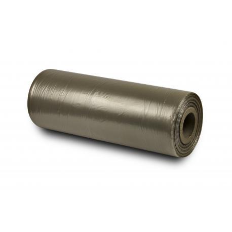 Rękaw foliowy 500mm 50cm 0,1 LDPE regranulat słomka 15kg