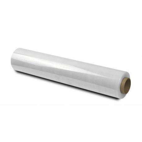 Folia stretch 500mm 50cm transparentna 0,023 2,5kg 6szt
