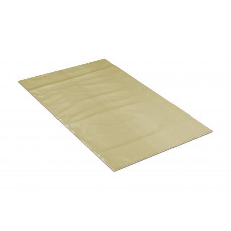 Arkusz / przekładka 800x1200mm 80x120cm LDPE REG słomka 0,04 100szt