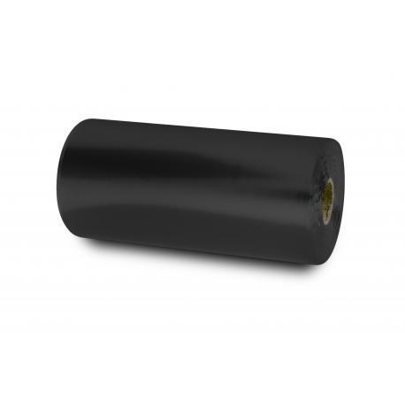 Rękaw foliowy 60+2f10cm 80cm 0,05 LDPE regranulat czarny 30kg
