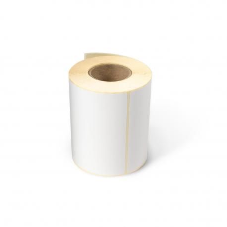 Etykiety termiczne białe ZEBRA 100x150mm 10x15cm 250 szt