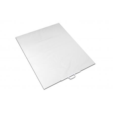 Worki foliowe LDPE z rączką 700x900mm 70x90cm 0,07 10szt