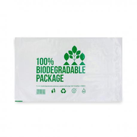 Foliopaki koperty ekologiczne B4 BIO EKO ECO 250x350 0,05 100szt