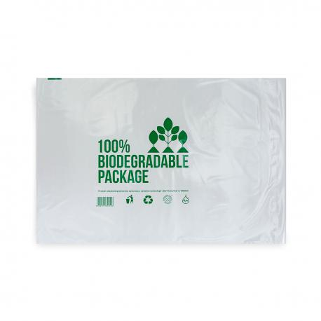 Foliopaki koperty ekologiczne E3 BIO EKO ECO 300x400 0,05 100szt