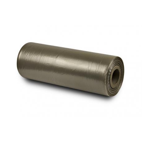 Rękaw foliowy 125+2f43cm 211cm 0,08 LDPE regranulat słomka 30kg